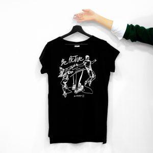 Be Active marškinėliai